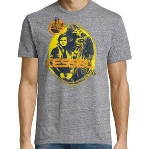NWT Star Wars men's Kessel Crew T-Shirt. Small